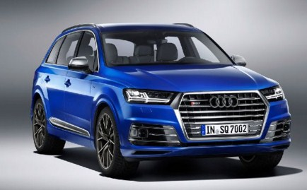 Audi SQ7 EPC Price In Toronto