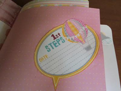 Detalle de los primeros pasos