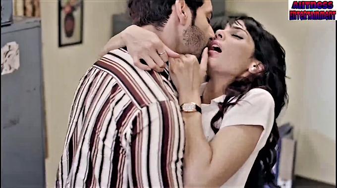 Ihana Dhillon sexy scene - Kasak s01ep07 (2020) HD 720p