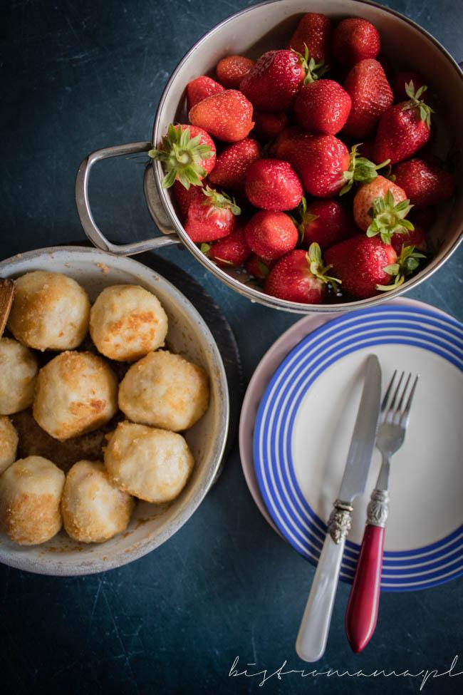 knedle bez ziemniaków