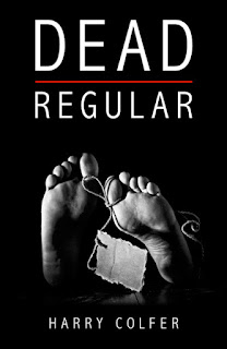 Dead Regular by Harry Colfer book cover