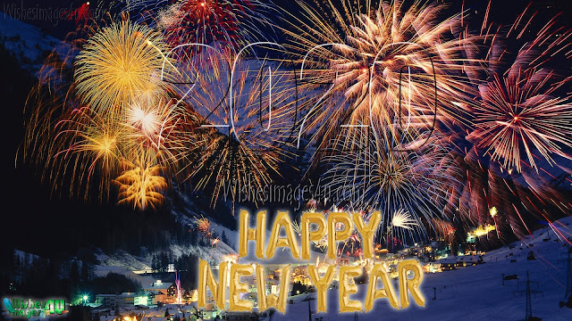 New Year 2020 Fireworks 4K Wallpapers Download Free