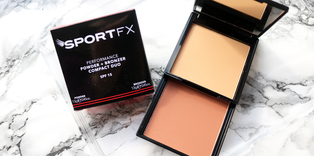 SPORT FX Performance Powder & Bronzer Compact Duo SPF 15
