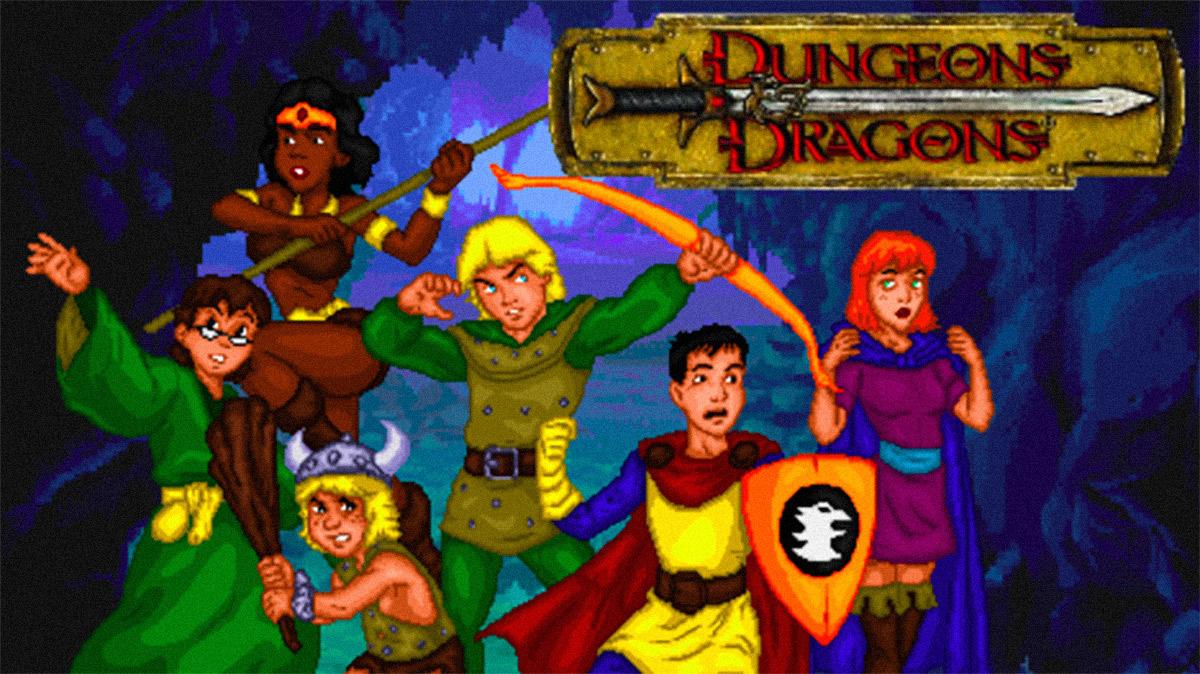 Nostalgia pura: Caverna do Dragão vira jogo de PC grátis criado por brasileiro