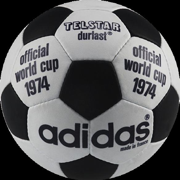 Bola Resmi Piala Dunia FIFA 1974 Telstar Durlast