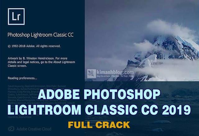 tai lightroom classic cc 2019 full crack
