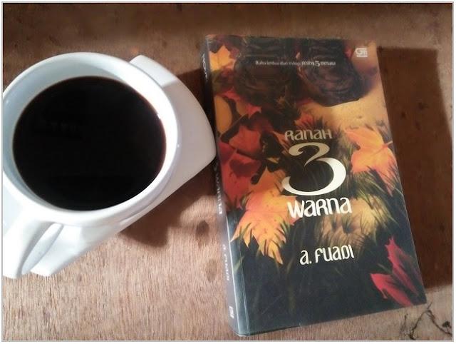 """Resensi Novel """"Ranah 3 Warna"""";"""
