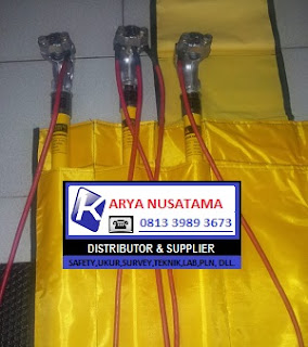 Ready Stock Break Out Kuning Grounding PLN 20KV di Depok