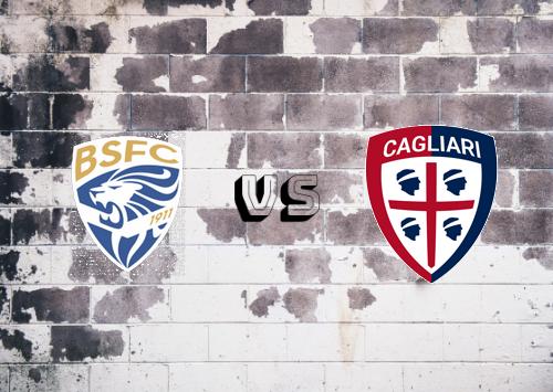 Brescia vs Cagliari  Resumen