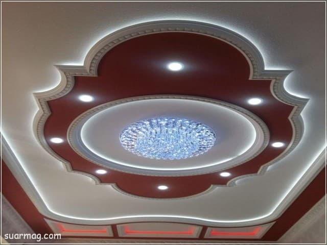اشكال اسقف جبس بورد 14 | Gypsum Ceiling Forms 14