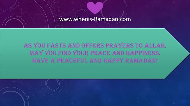 Ramadan Quotes And Prayers
