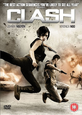 Clash 2009 Hindi Dubbed WEBRip 480p 300Mb