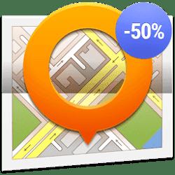 Maps & GPS Navigation OsmAnd+ v3.3.8 [OsmAnd Live]