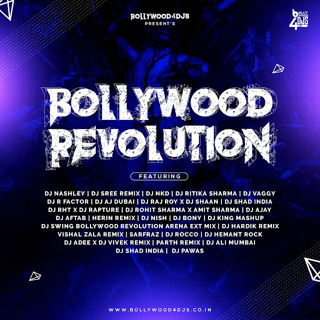 Bollywood Revolution The Album 2020