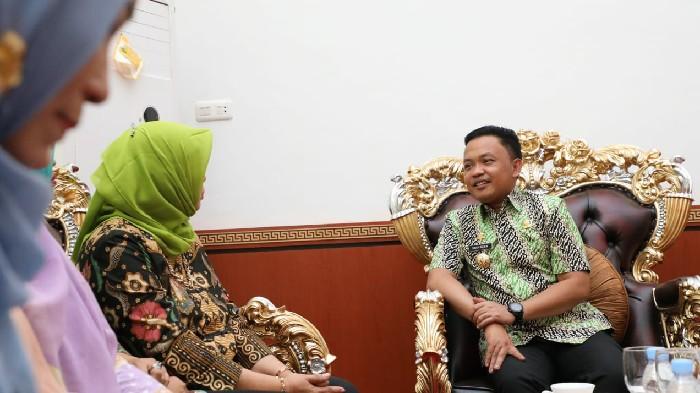 Kunjungi Bantaeng, Dinkes Kota Bogor Belajar Layanan PSC 119
