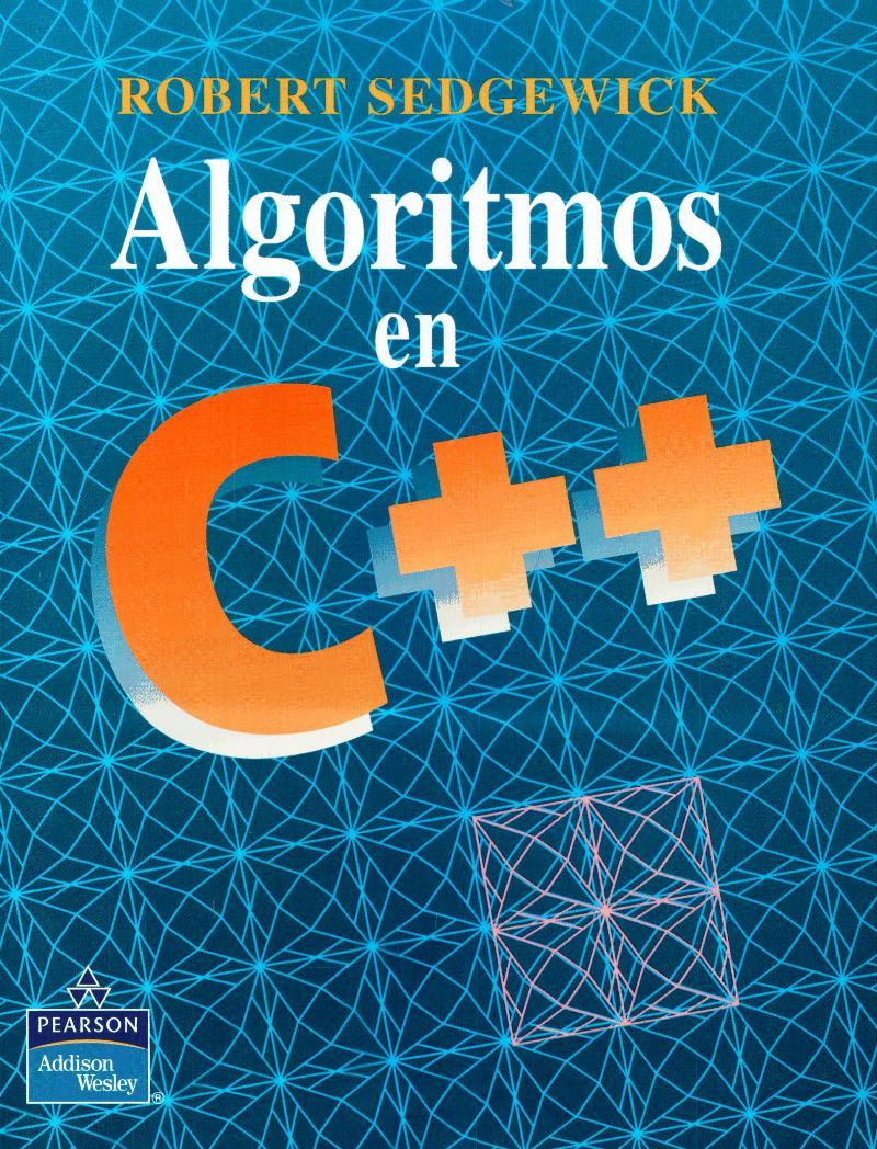Algoritmos en C++ – Robert Sedgewick