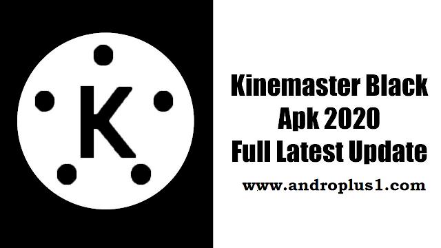 Kinemaster black apk
