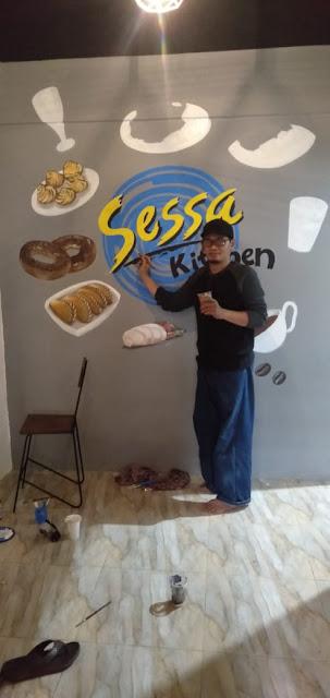 Roti dan Kue Cafe Sessa Kitchen
