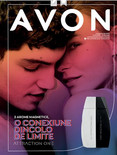 AVON Promotii + Catalog-Brosura  № 8  21.05 - 10.06 2020