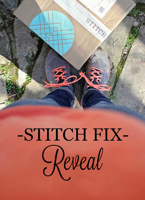 Stitch Fix Reveal summer 2016