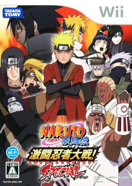 naruto gekitou ninja taisen 4 megaupload