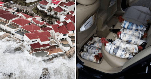 30 Shocking Pictures That Show How Catastrophic Hurricane Irma Is