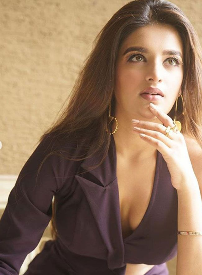 Pic of the day: Pretty Looks Of Nidhhi Agerwal In latest Pictures