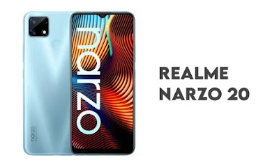 Realme Narzo 20 মোবাইলের দাম