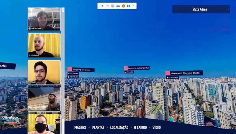 A Skyline Inovação e Produções, empresa goiana especializada no desenvolvimento de ferramentas digitais para o mercado imobiliário, lança uma nova funcionalidade num dos mais requisitados produtos: o Ultra Tour.
