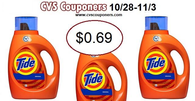 http://www.cvscouponers.com/2018/10/Tide-Liquid-Detergent-069-CVS.html