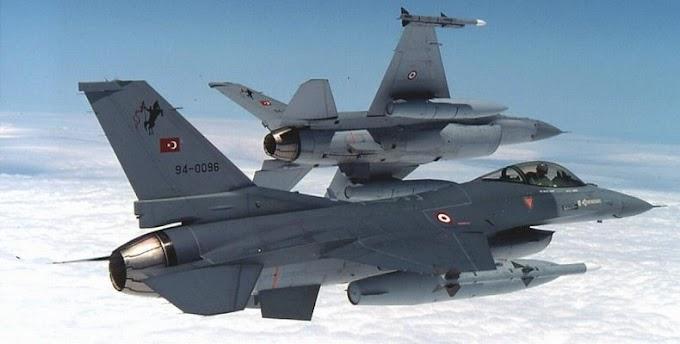 """Άγνωστη ιστορία… Τουρκικό F-16 """"στο χαντάκι"""" μετά από αερομαχία με ελληνικά μαχητικά"""