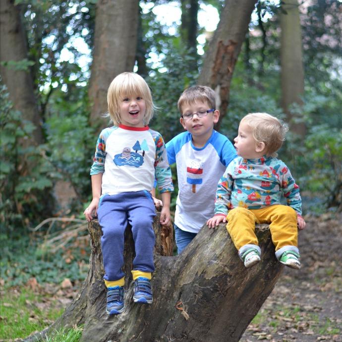 Brothers, Tootsa Macginty, kids fashion blogger