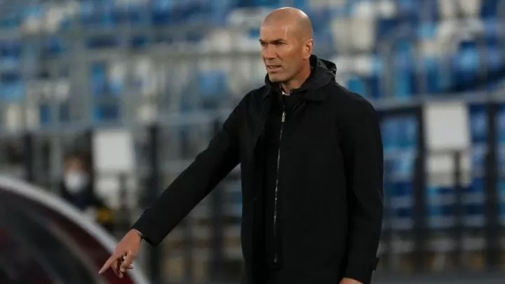 Zidane to leave Real Madrid at the end of the season