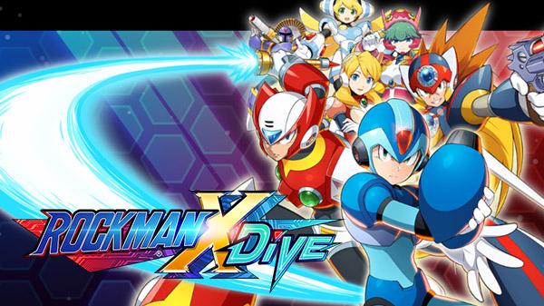 Mega Man X DiVE llegará a iOS y Android este año