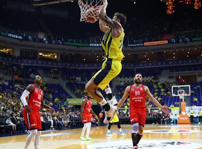 ING Basketbol Süper Ligi - Fenerbahce Beko - Bahcesehir Koleji