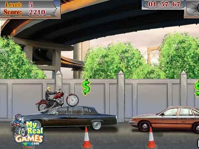 تحميل لعبة Terminator Bike