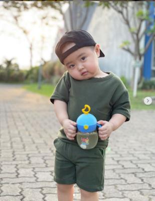 Profil Biodata Clayton Wiyono Lengkap IG Instagram, Agama, Tanggal Lahir, Umur, Bayi TikTok Mirip D.O Kyungsoo Viral Anak Michael Rendy