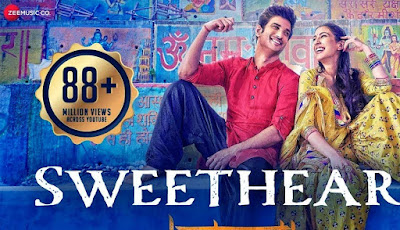 Sushant Singh Movie song Sweetheart Lyrics and video | Kedarnath
