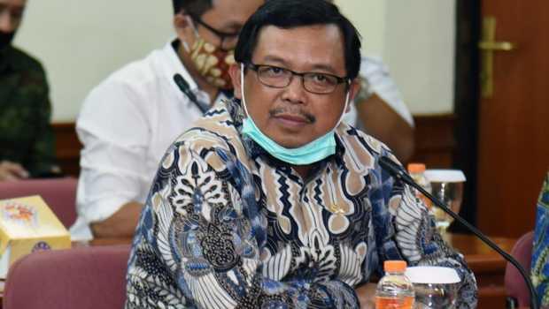 Herman Khaeron Tidak Ingin Komisaris Ganggu Upaya Peningkatan Religiusitas di Pelni