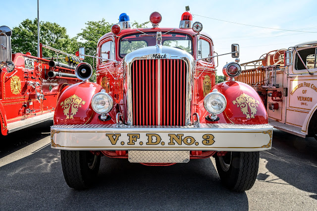 NC Transportation Museum - Fire Truck Festival