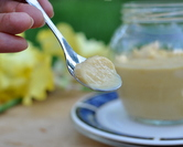Brown Sugar Lemon Curd