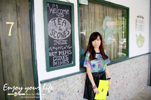 Miss Ellie Tea House @ Taman Melawati