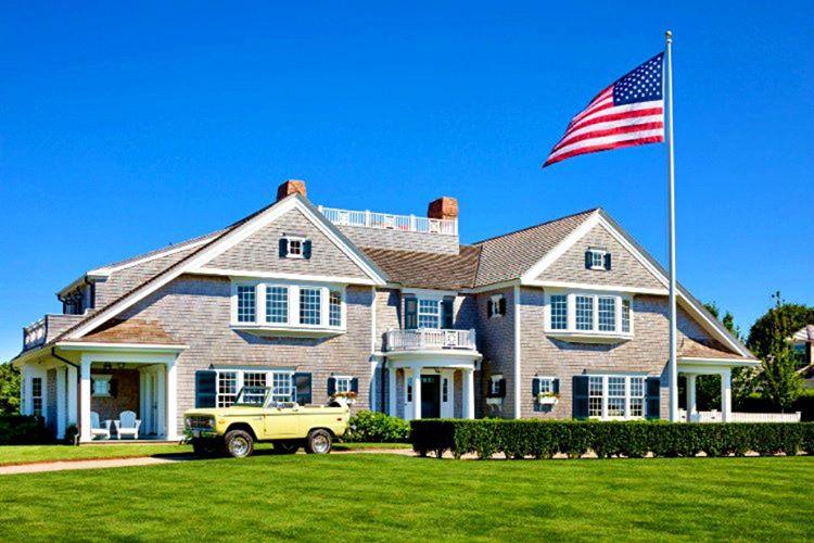 Karakteristik Amerikan evleri, Avrupa'daki evlere oranla daha büyük ve geniştir.