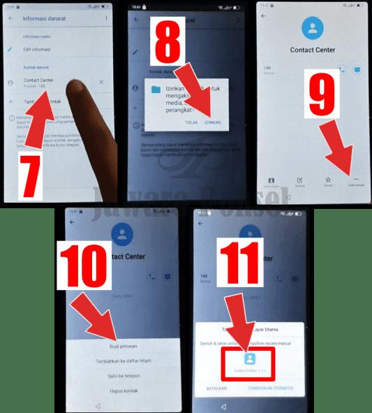 Cara Melewati Verifikasi Akun Google Tab Advan