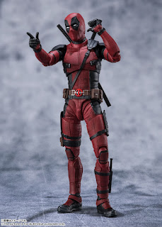 S.H. Figuarts Deadpool (Movie Version), Tamashii Nations