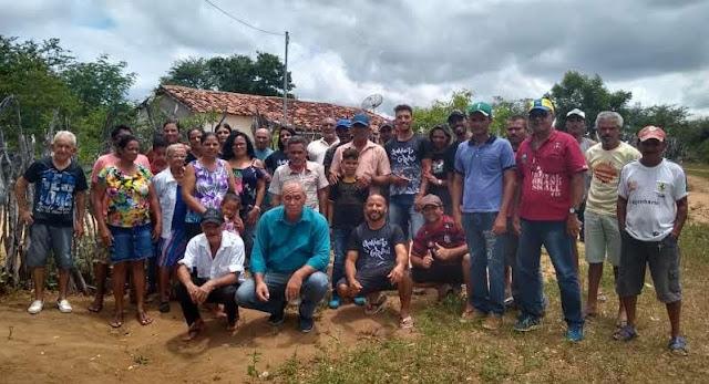 VEREADOR RÊ DO SINDICATO: A LUTA PELA SEGURANÇA HÍDRICA NA ZONA RURAL DE BONFIM