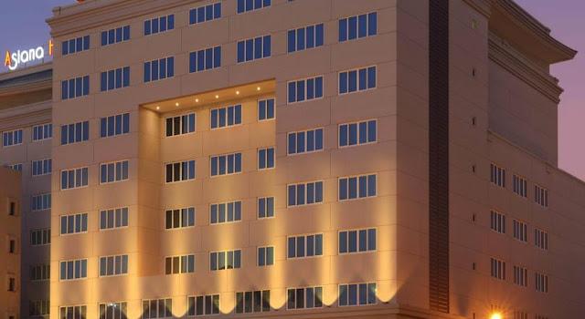 فندق آسيانا دبي