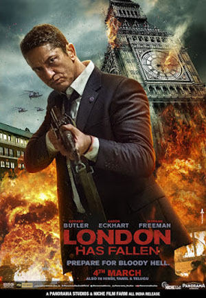 London Has Fallen 2016 Dual Audio