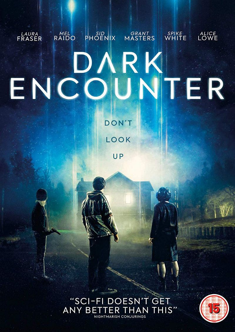 dark encounter dvd