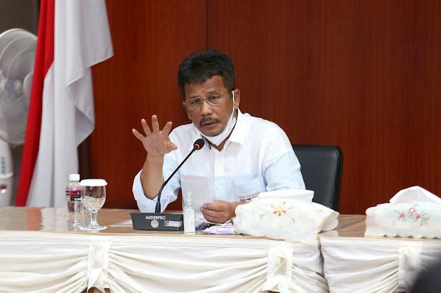 Kasus Covid-19 di Batam Terus Menurun, Pasien Dirawat Tinggal 269 Orang dan Tiga Kecamatan Masuk Zona Hijau